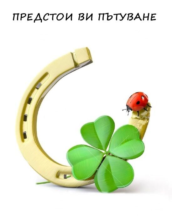 Късметче за деня