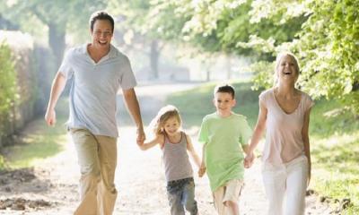 Формула на семейното щастие
